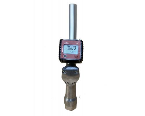 Пистолет заправочный без отсекателя с электронным счетчиком Petrolium К27 - Счетчики электронные