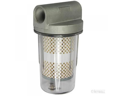 Фильтр сепаратор очистки топлива PETROLL GL 6  2021 - Фильтры для мини АЗС