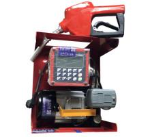 Мини АЗС АВТО-СТОП Petroll Pulsar 80Q c электронным счетчиком 220В, 80л/мин