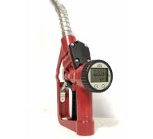 Пистолет заправочный c отсекателем электронный счетчиком Petrolium DLY 25s