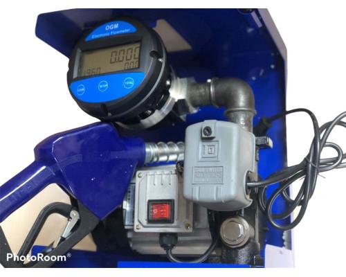 Мини АЗС  220 в 70 л.мин Авто Стоп - Колонки для ДТ 220В