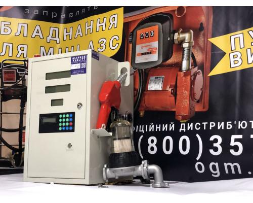 Заправочная колонка дизельная 220 в 80 л мин Мини ТРК  l - Колонки для ДТ 220В