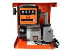 Мини АЗС для перекачки бензина дизеля масла 12В-24В-220В