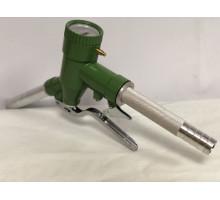 Пистолет заправочный без отсекателя с механическим счетчиком Petrolium LLY19с