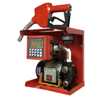 Мини АЗС Petroll Pulsar 60л/мин. c электронным счетчиком 220В