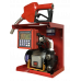 Мини АЗС Petroll Pulsar 60л/мин. c электронным счетчиком 220В - Колонки для ДТ 220В