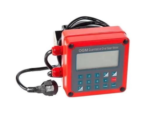 Расходомер OGM - 25 Q с преднабором Польша - Счетчики электронные