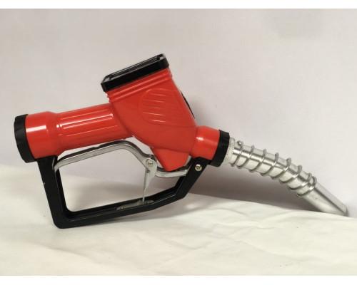 Пистолет заправочный без отсекателя с электронным счетчиком Petrolium LLY25 - Заправочные пистолеты