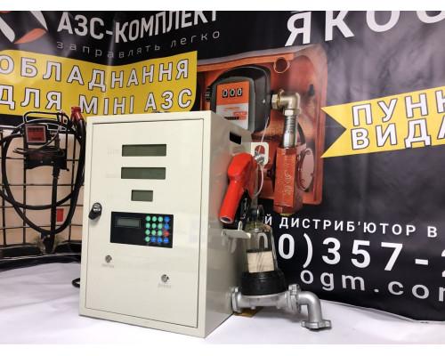 Заправочная колонка бензиновая 220 в 80 л мин Мини ТРК - Колонки для ДТ 220В