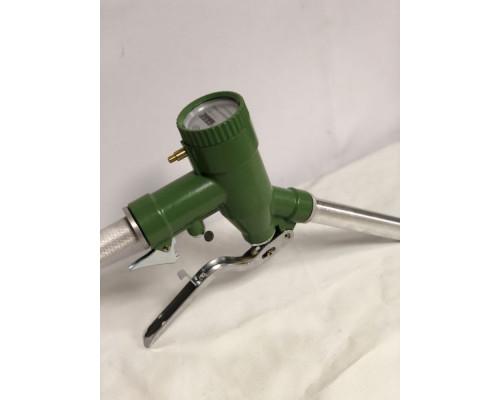 Пистолет заправочный без отсекателя с механическим счетчиком Petrolium LLY19с - Заправочные пистолеты