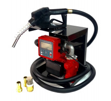 Топливная мини АЗС Euro Craft 40л/мин с электронным счетчиком (ACFD40-2)