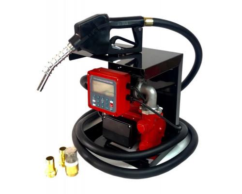 Топливная мини АЗС Euro Craft 40л/мин с электронным счетчиком (ACFD40-2) - Колонки для ДТ 220В